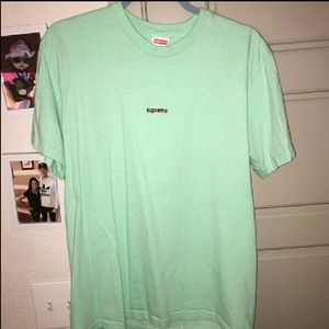 Supreme ss18 ftw tee t shirt